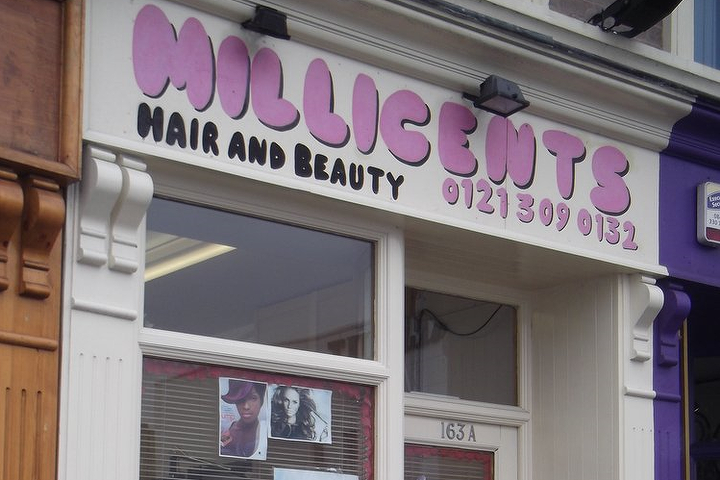 Millicents hair and beauty beauty salon in digbeth for Hair salon birmingham