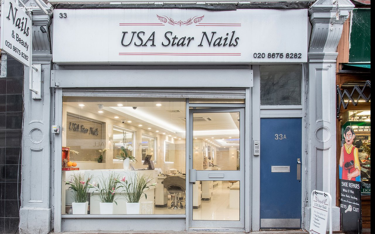 Usa star nails clapham nail ftempo - Nail salons in london ...