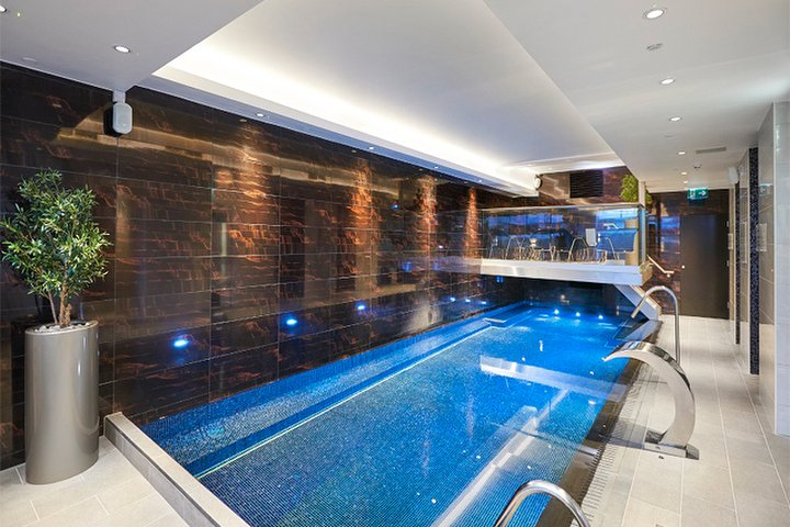 Eforea Spa At Doubletree By Hilton Hotel Amp Spa Liverpool