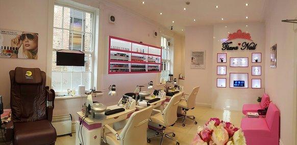 Tiara nails and beauty beauty salon in manchester for Beauty salons in manchester