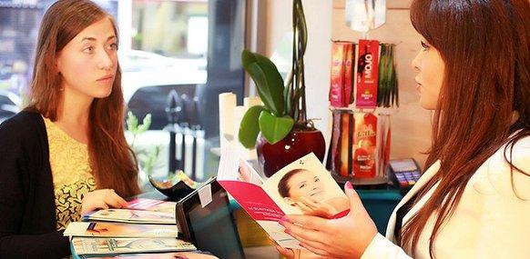 Le beautique spa beauty salon in marylebone high street for Nail salon marylebone