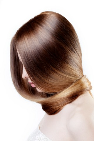 Japanese Hair Straightening with Haircut with finish