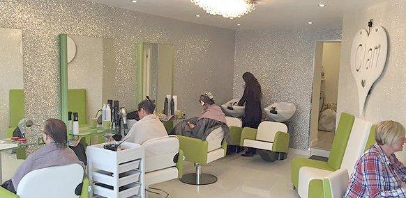 Glam hair and beauty glasgow hair salon in ruchill for Aaina beauty salon glasgow