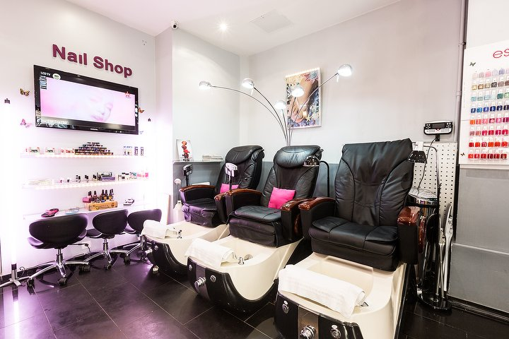 cali en couleur longchamp nail bar rue de la pompe paris treatwell. Black Bedroom Furniture Sets. Home Design Ideas
