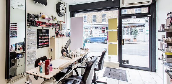 Celebrity salon camden town