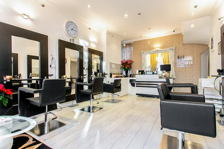 Gennaro dell 39 aquila hair salon in wimbledon london for 228 salon wimbledon
