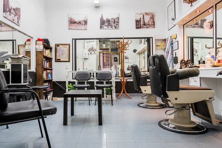 Peluquer a sanabria bolsa barber a en plaza mayor - Peluqueria plaza norte 2 ...