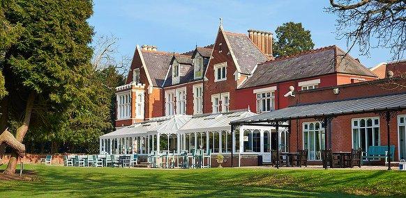 Hilton St Annes Manor Hotel Wokingham