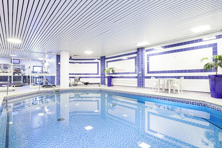 Health Club At Mercure Swansea Hotel Hotel Spa In Swansea Treatwell