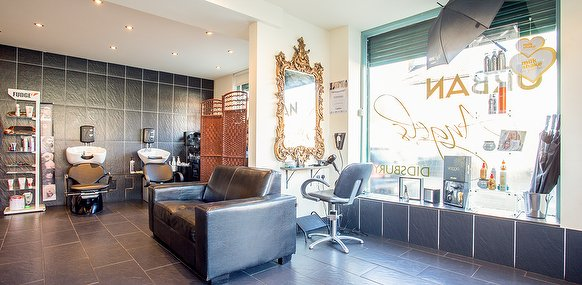 Urban angels didsbury hair salon in didsbury manchester for Beauty salons in manchester