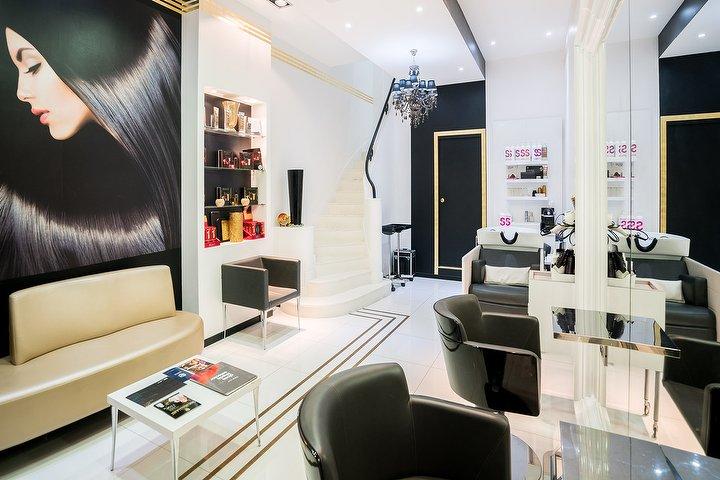 1 2 3 beaut coiffure champs lys es paris treatwell for Salon de coiffure afro champs elysees