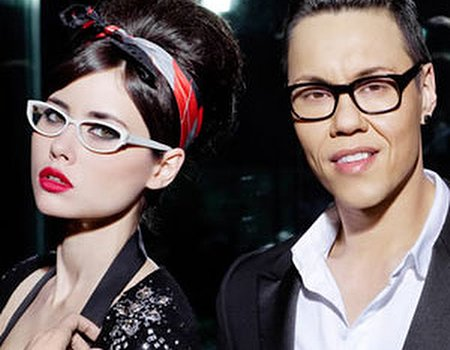 Give your glasses the Gok treatment